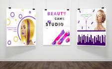 Баннеры Beauty Game Studio