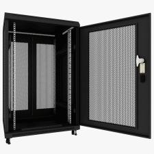 Сетевой шкаф (High poly)