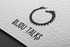 """Логотип для сайта проекта """"Bijou Talks"""""""