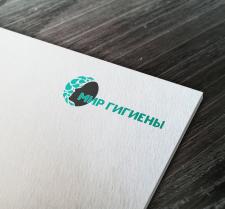 """Дизайн лого для интернет-магазина """"Мир гигиены"""""""