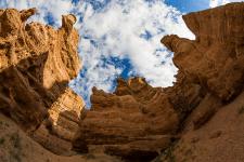 Виртуальный тур по каньону Чарын в Казахстане