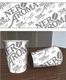 Дизайн бумажных стаканчиков