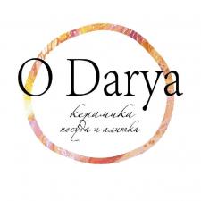 Логотип майстра керамічного посуду