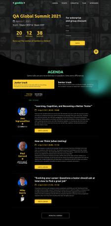 Концепт редизайн сайту