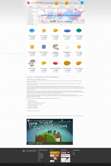 Интернет магазин на OpenCart 1.5.6