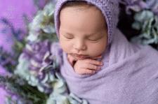 Newborn retouching