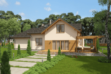 модель и визуалка дома (превью)