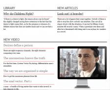 Website translation project