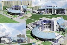 Проект торгово-развлекательного комплекса