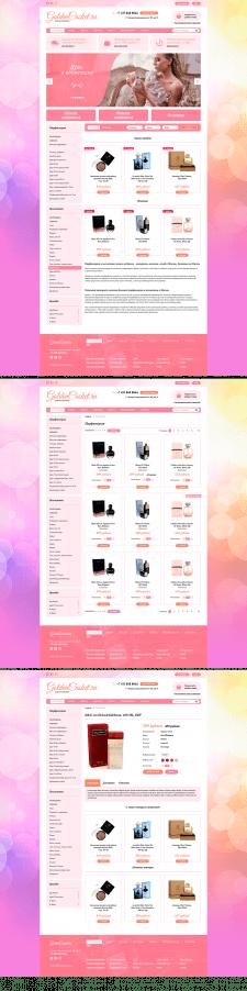 Интернет-магазин GoldenCasket на Opencart