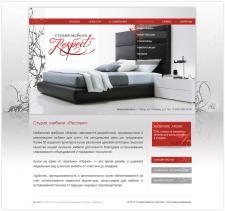 сайт мебельного салона_главная