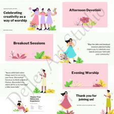 Development of presentations