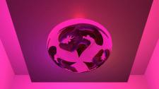 тарелка светильник 2