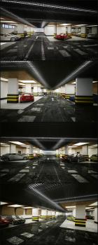 Визуализация паркинга