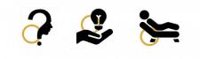 Набор иконок для сайта о психологии
