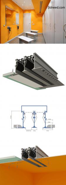 3d моделирование и визуализация диффузора