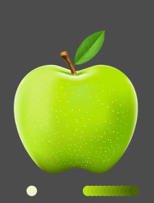 Яблочко для SKAY.UA