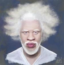 Цифровой портрет. Фотошоп