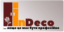 Логотип для компании InDeco