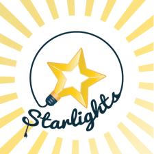 Логотип мастерской Starlights