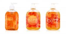 дизайн этикетки на бутылку мыла