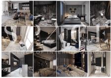 Дизайн частных апартаментов, в г. Одесса