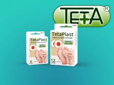 Макет коробки TetaPlast 1