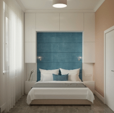 Спальня  в ЖК Оболонь Тауэр