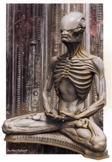 Alien meditation
