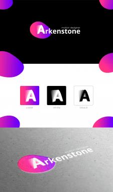 Логотип для моушн дизайнера Arkenstone