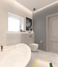 Визуализация и дизайн ванной комнаты