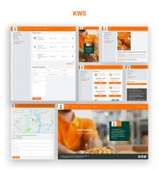 "Corporate Website ""KWS Bonus"""