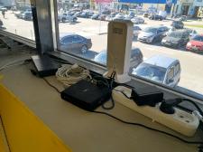 Wap LTE kit + hAP ac2+ Ubiquiti M2 loco + Hotspot