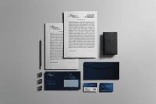 Стандартные элементы фирменного стиля фирмы HiTech