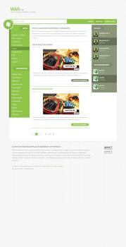 Android сайт, верстка, адаптивность, макет