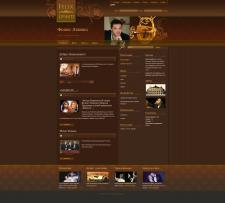 Сайт певца тенора Феликса Лившица