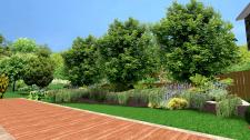 Миксбордер. Английский сад 2014