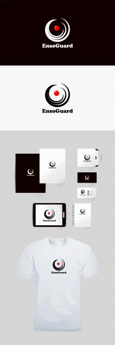 Логотип и фирменный стиль EnsoGuard