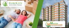 Продвижение строительной компании Eurocity