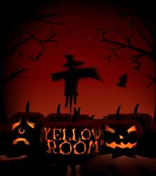 иллюстрация на хеллоуин