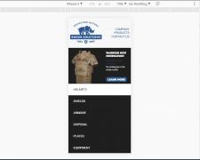 Мобільна версія для сайту WordPress
