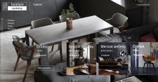 Презентационный сайт мебельной мастерской