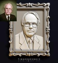 3D портрет