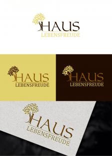 логотип гестхауса в Австрии Haus - lebensfreude