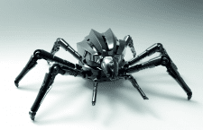 3d модель паук
