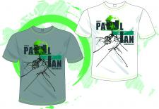 Дизайн футболок для конкурса