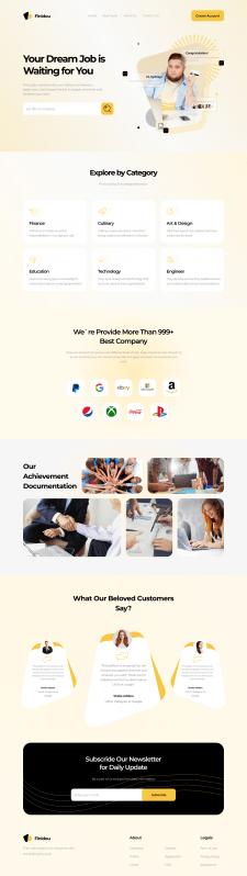 Пример сайта, банкинг, финансы, онлайн платежи