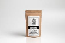Дизайн этикетки для кофе