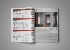 Дизайн и верстка каталога Albatur