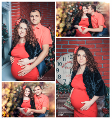 Фотосессия 9 месяцев